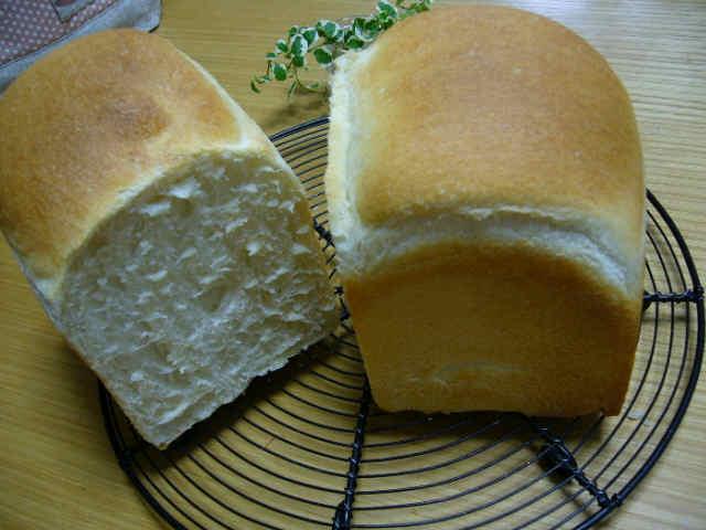 基本の山食パン